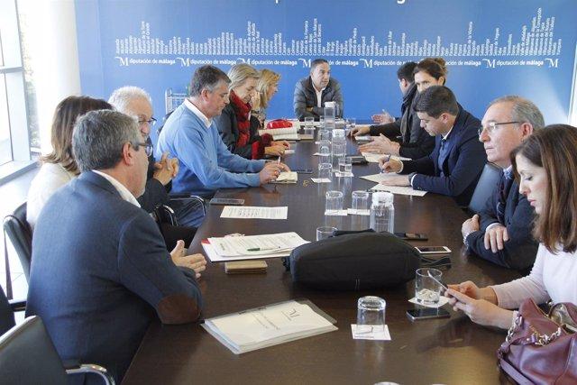 Np. La Diputación Da Luz Verde Al Penúltimo Tramo De Senda Litoral Entre Vélez M