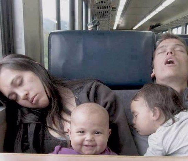 family awkard photos