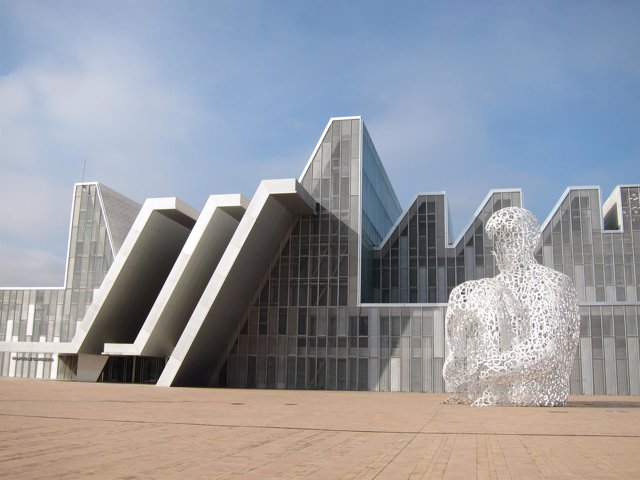 Palacio de Congresos y Alma del Ebro