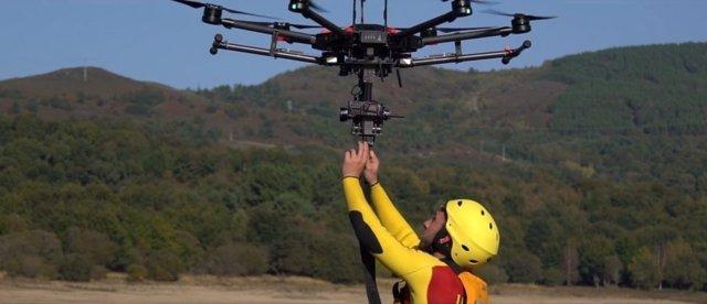 Emergencias Aerocamaras, especialistas en drones