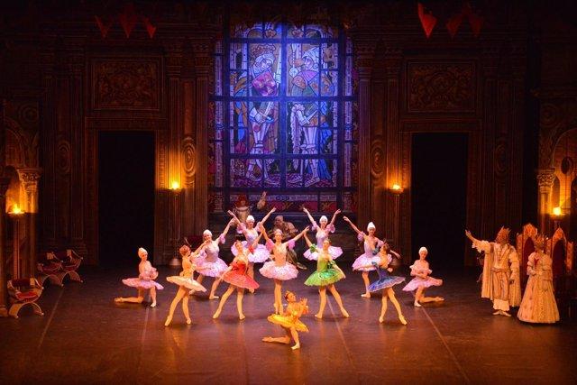 Ballet 'La bella durmiente'