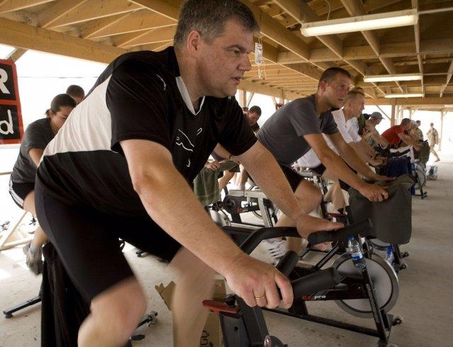 Spinning, Bicicletas