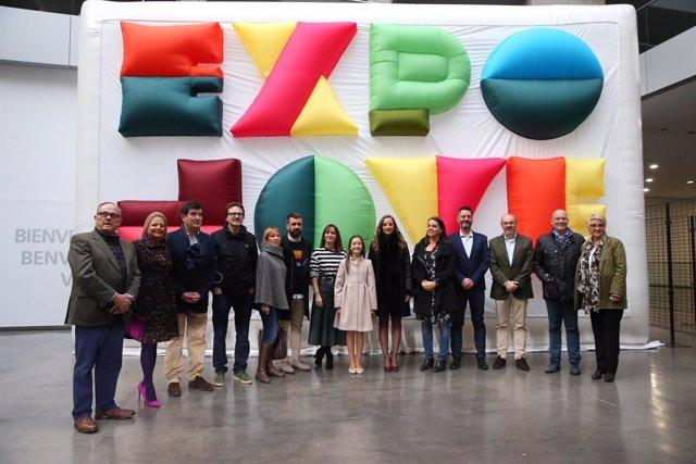 Inauguración de Expojove