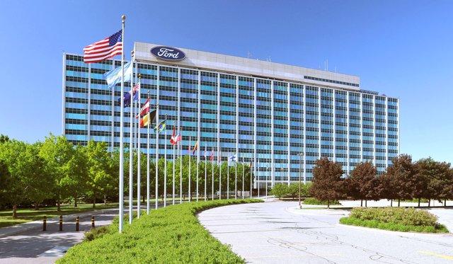 Sede de Ford Motor en Dearborn (Michigan)