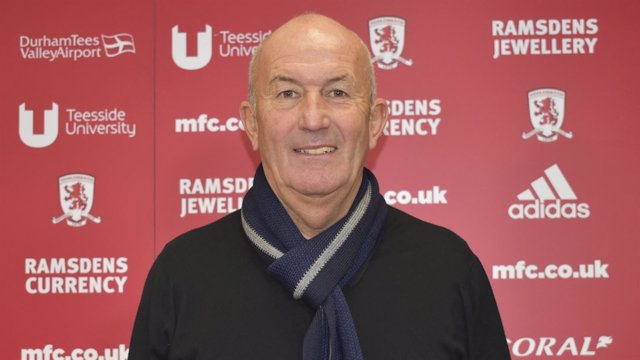 Tony Pulis, nuevo entrenador del Middlesbrough
