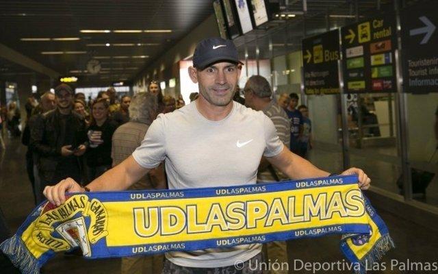 El nuevo entrenador de la Unión Deportiva Las Palmas, Paco Jémez,