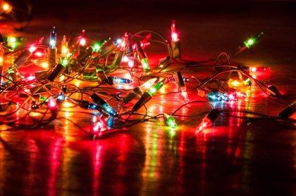 Consejos para una iluminación navideña segura