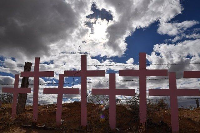 Nueva víctima de feminicidio en México