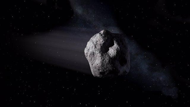 Objeto cercano a la Tierra