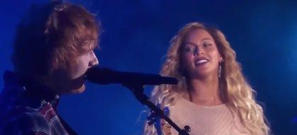Ed Sheeran y Beyoncé, número 1 del Billboard Hot 100 con su dueto Perfect por tercera semana consecutiva