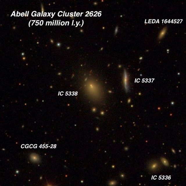 Abell 2626