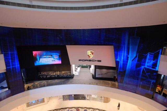 Porsche Studio en Guangzhou