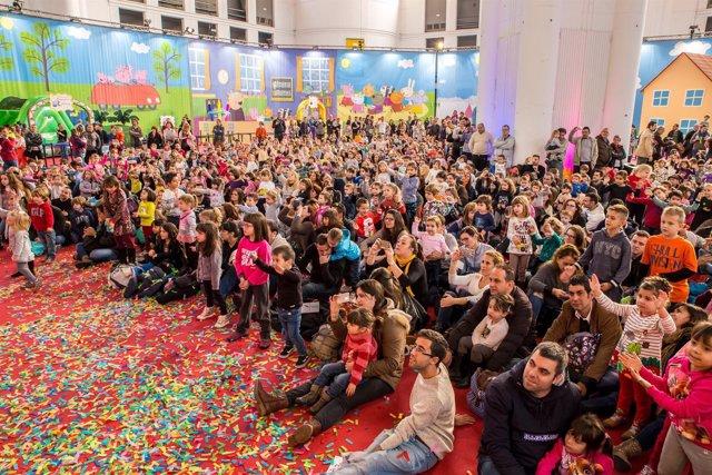 Festival de la Infància, actualmente la Ciutat dels Somnis