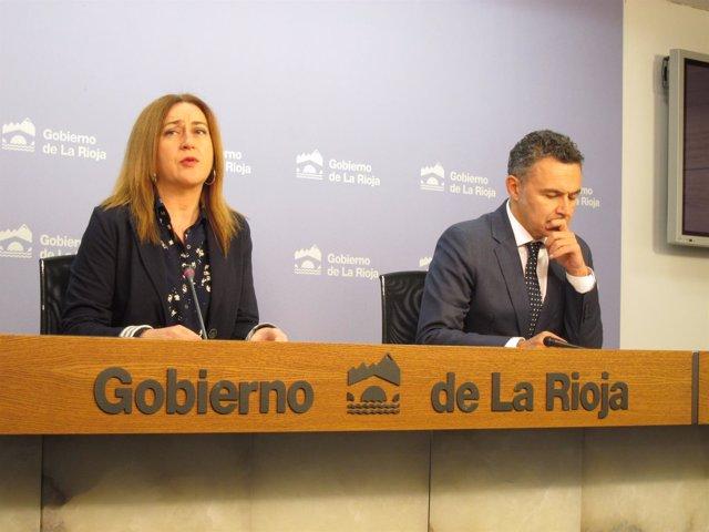 Martínez Arregui y Escobar en Consejo Gobierno