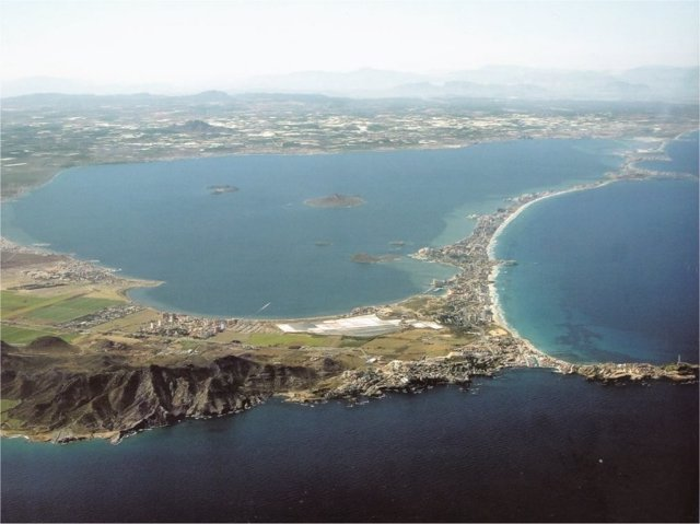 Vista del Mar Menor