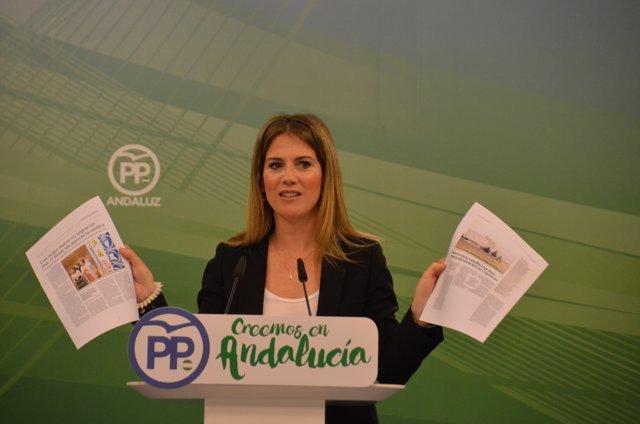 [Comunicación Pp Andaluz] Nota, Audio Y Foto Pp Andaluz: Ana Mestre