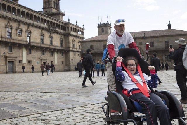 Comprometidos Voluntariado Galicia. Fundación Bancaria la Caix