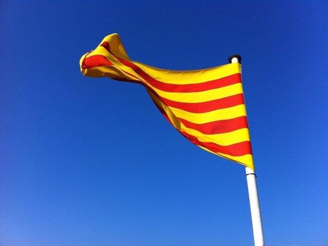 Bandera Catalana, Senyera