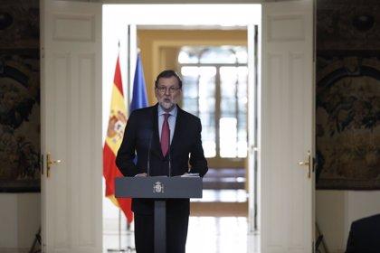"""Rajoy pondrá su """"empeño"""" desde enero en aprobar """"lo antes posible"""" los Presupuestos de 2018"""