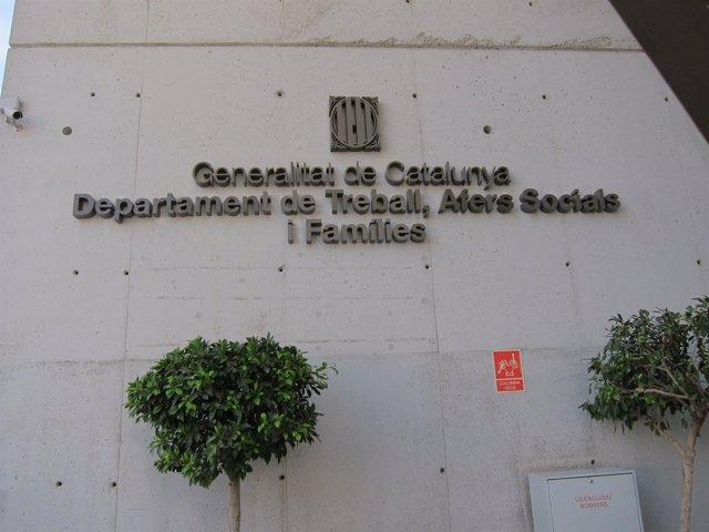 Sede de la Conselleria de Trabajo, Asuntos Sociales y Familias de la Generalitat