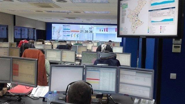 Servicio de atención 112 Comunitat Valenciana