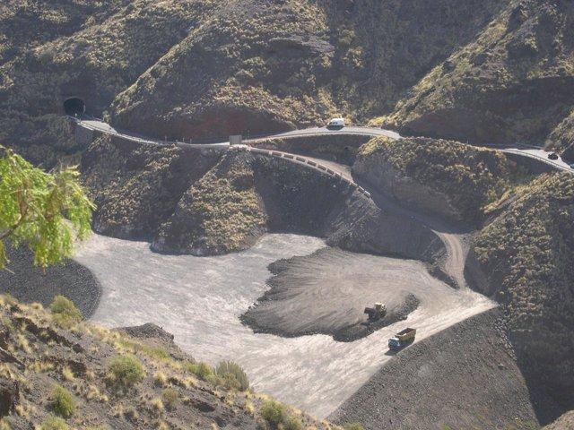 Carretera de La Aldea (Gran Canaria)