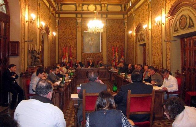 Pleno De La Diputación De Salamancca