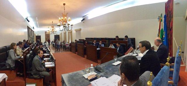 Ny Y Fotos Pleno Presupuestos 2018