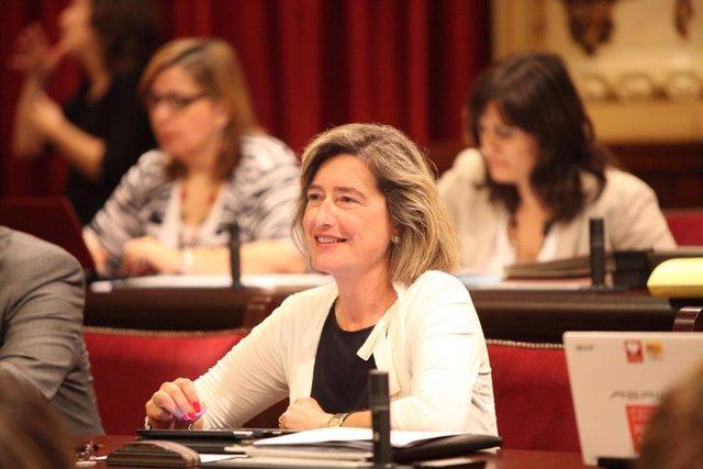 Diputada del PP, Asunción Pons