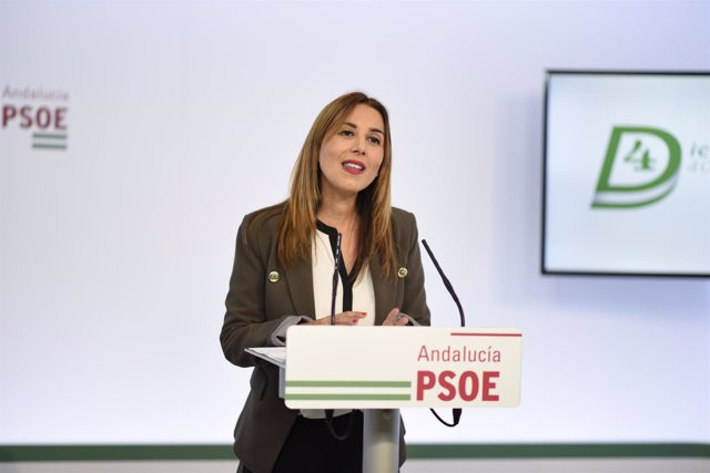 Beatriz Rubiño, hoy ante los medios