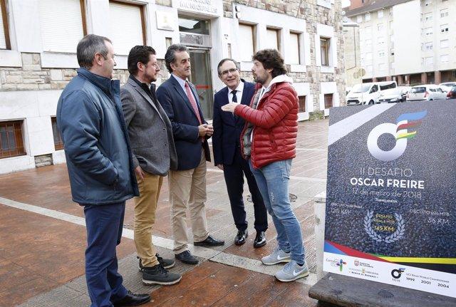 Presentación del Desafío Oscar Freire