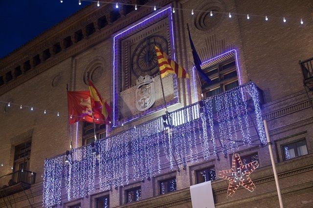 Todo Preparado En Zaragoza Para La Nochevieja