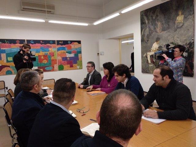 Reunión PP-Cs