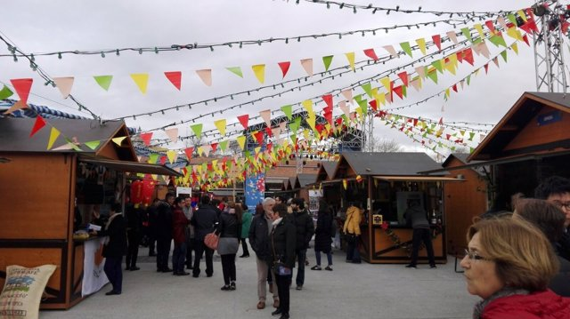 La Navideña Feria Internacional de las Culturas