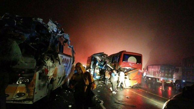 Accidente de autobús Ecuador