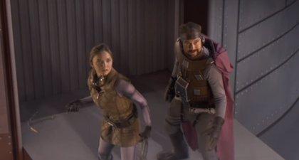 VÍDEO: Así pudo ser Star Wars en 1975