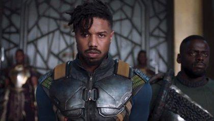 El villano de Black Panther está inspirado en el Joker de Heath Ledger