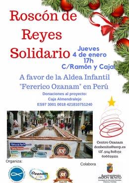 Roscón de Reyes Solidario