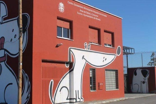 Centro zoosanitario de Almería