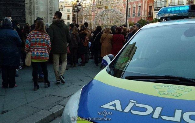 Policía Local en Sevilla