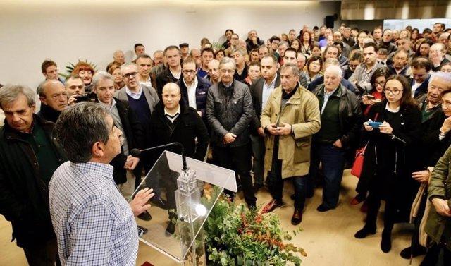 Revilla inaugura las obras de la Venta de Carmona