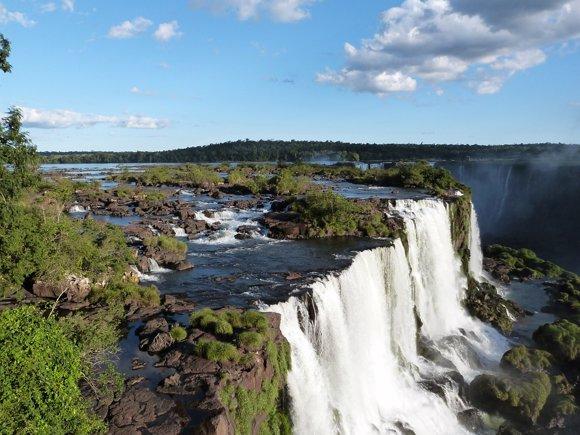 Las Cataratas de Iguazú