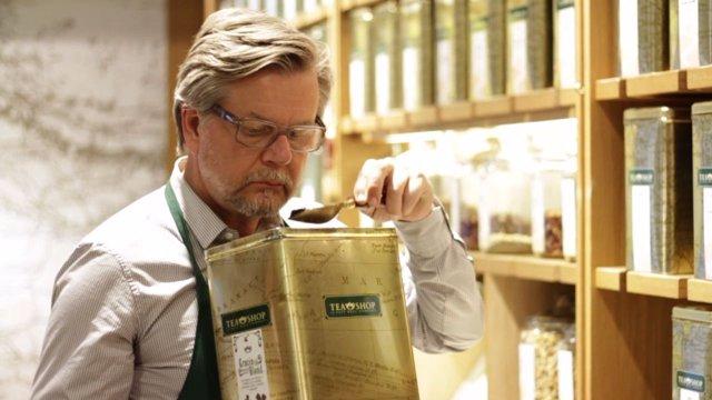 El fundador de Tea Shop, Per Sundmalm