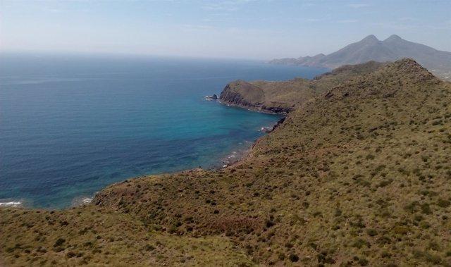 Parque Natural del Cabo de Gata-Níjar.
