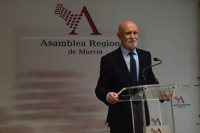 DOMINGO CORONADO RUEDA DE PRENSA PP ASAMBLEA
