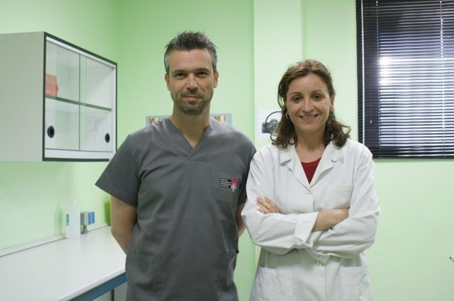 Eliseo Belda Mellado y Marta Soler Laguía
