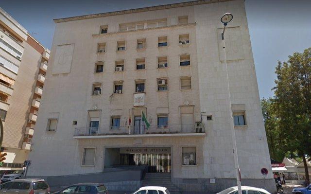 Palacio Justicia Huelva