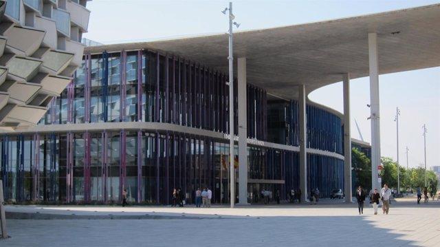 Juzgados de Zaragoza, en el recinto Expo