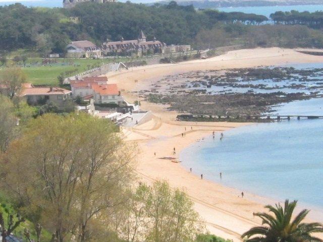 Playa De La Magdalena, En Santander