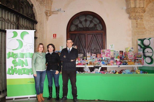 Campaña solidaria de Reyes de Diputación